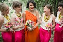 Bridesmaids / by Ann-Marie Espinoza