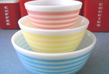 Pyrex - Then & Now / by Donna Steger