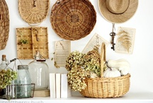 Decorating with Baskets / by Hickory Farms