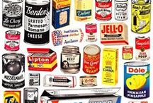 Foods/items/ads from way back when.... / by Donna Steger