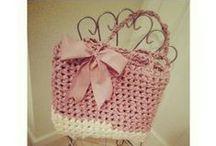 Crochet Handbags / by Teri Voyles