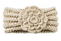 Crochet headbands / by Teri Voyles