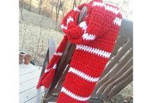 Crochet Neckwarmers / by Teri Voyles