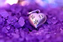 PURPLE / Only pin images where purple is the primary or dominant color. No more than one other color in the image excluding black and white. Do NOT pin small images. Enjoy :) / by Sassy May