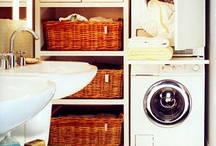 Laundry Rooms / by Laurie March