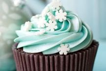 CUTE CUPCAKES / I just looove cupcakes! They are all so pretty and I think many of them are works of art. I had never seen so many beautiful cupcakes until I joined pinterest!  Most of these pins lead to recipes but some are just amazing cupcakes you can use for inspiration or just to drool at. / by Sassy May