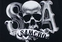 SAMCRO / Sons of Anarchy Motorcycle Club Redwood Originals / by BOO!