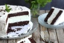 CAKES & PIES / Everyone loves a nice slice of cake or pie including me. Feel free to have seconds! / by Sassy May