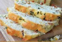 FRESH BREAD / I love making fresh bread. It smells so amazing! / by Sassy May