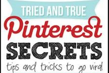 Pinterest Tips for Bloggers / Increase your blog traffic, sales, and brand awareness with these Pinterest tips and strategies for bloggers.  / by Holly Hanna - The Work at Home Woman