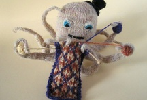 Knitting 4 Meredith / by Suzanne Lavender