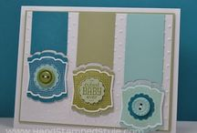 Cards Stampin Up! / by Sarah Groven