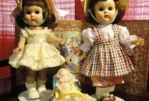 My Doll Collections / by Evelyn Alvarez