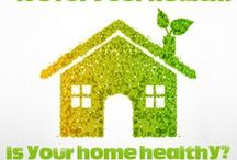 Healthy Interiors / Healthy Interiors, healthy homes, healthy spaces, non toxic living and chemical free life ! Great for the environment and for human health ... / by Healthy Interiors