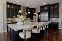For the Home • Kitchen / by Karlee Markley