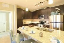 Kitchen Ideas for Your Apartment / by Apartment Guide