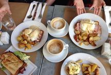 Brunch / Tea, coffee and breakfast items~ / by Julie Graham