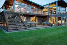 Dream Home / I would live in any of these amazing spaces! / by Matthew Dinkel