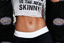 Fitness / by Shannon Kennedy-Kahler
