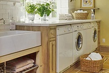 Home Design - Laundry and Mud Rooms / by Lindsay Sykes