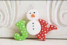Christmas Ideas / Christmas Crafts & Decorating Inspirations  / by Marie Prazak