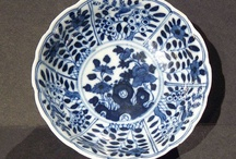 BLUE AND WHITE / BLUE AND WHITE / by Gayle Diesing