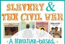 HS: History - Slavery/Civil War / by Our Journey Westward