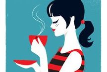 Coffee and Tea / by YarnBomb Genny