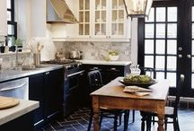 Dream Kitchens / by Caitlin Barnes