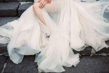 Wedding Dresses and Veils / by BrideOnline.com.au