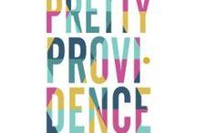 Pretty Providence Blog / by Pretty Providence