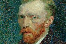 Vincent van Gogh / by H.R. Alpay