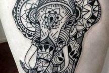 Tattoo / by Eva's Gift ( Daisy Brooks )