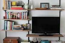 Home Office Inspiration / by Melissa Rohr