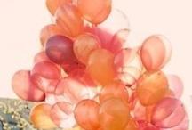 balloons / by Marsha Wilson
