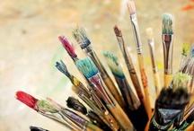 Art Studio / by Lynda Wilson