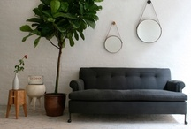 Interiors / by Margot Grouse