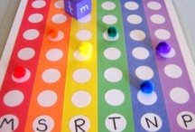 Letter Identification/Basic Phonics / by Sarah @ Stay At Home Educator
