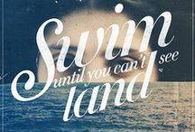 Swim, swim, swim / by Colleen Oakes