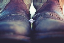 Western Weddings / Wedding ideas for country girls just like me!  / by Ashley King