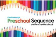 All Things Preschool / by Sarah @ Stay At Home Educator