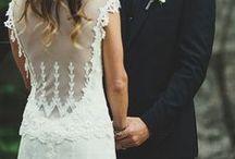 || MR + MRS || / Wedding ideas / by Christine O'Connell