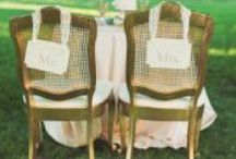 Wedding Ideas / by Michelle Cameron