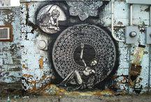 Art : Street Art / by Stephanie Smith