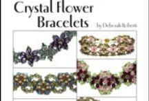 Beaded Bracelets eBook / by Bead-Patterns (Sova-Enterprises.com)