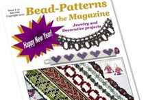 Bead-Patterns the Magazine Covers / http://www.sova-enterprises.com/catalog/index.php?cPath=2_535 / by Bead-Patterns (Sova-Enterprises.com)