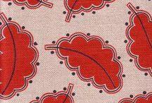 Textiles & Patterns I Love / by Jennifer Fox Barretto
