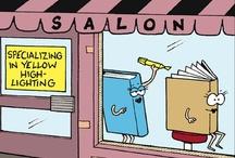 Funnies / Comics / by Rachelle Vaughn