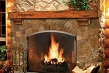 Fireplaces / Dedicated to fireplaces. / by Kris Moseley