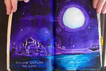 Art Inspiration : Art Journals / by Stephanie Smith